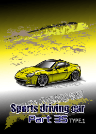 Sports driving car Part35 TYPE.1