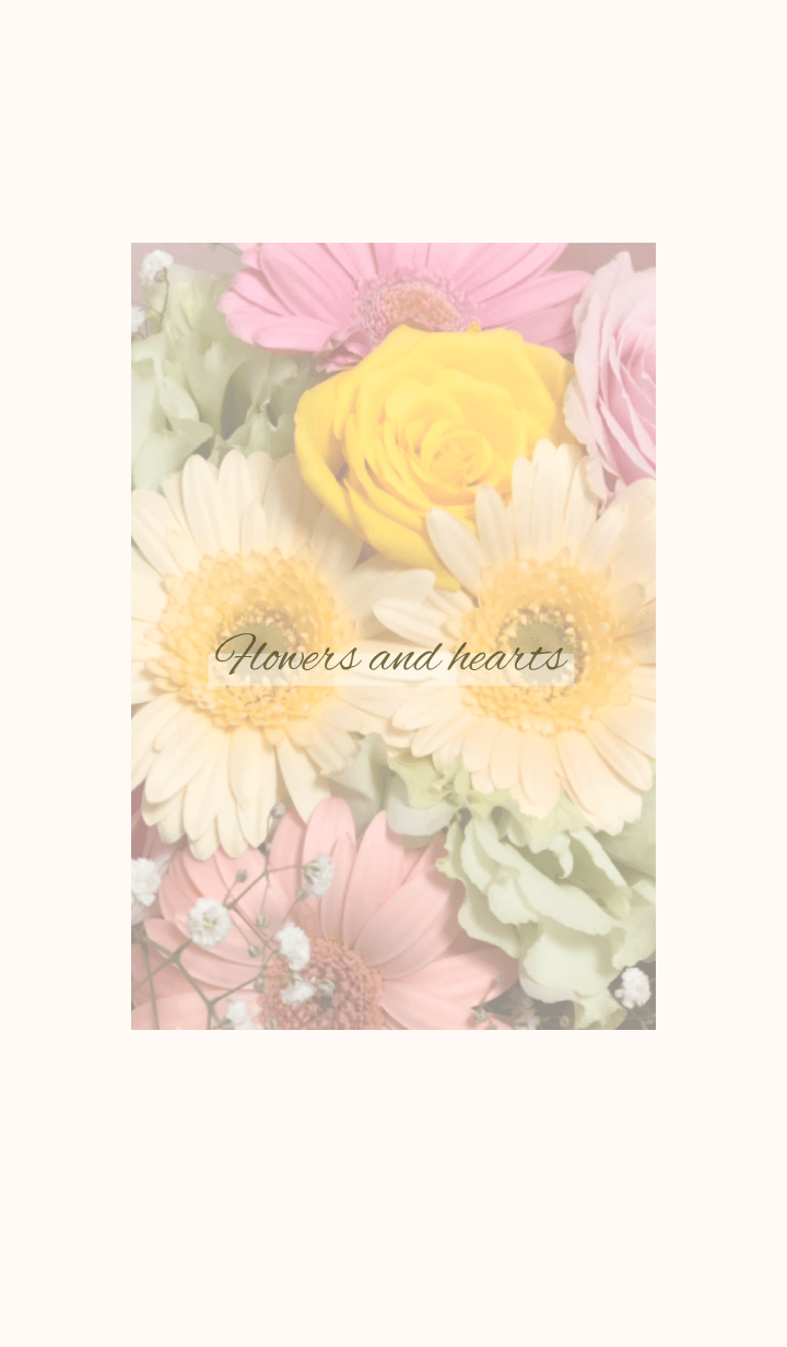 -Flowers and hearts- - 6 -