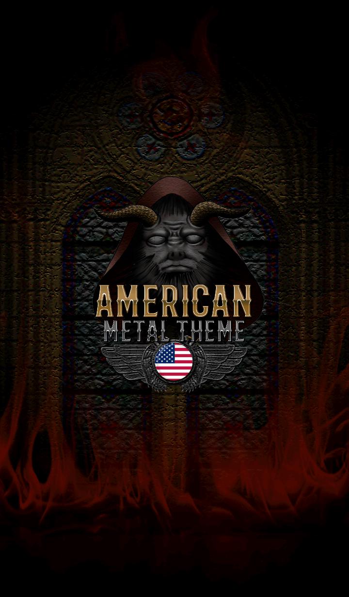 American Metal Theme (international)