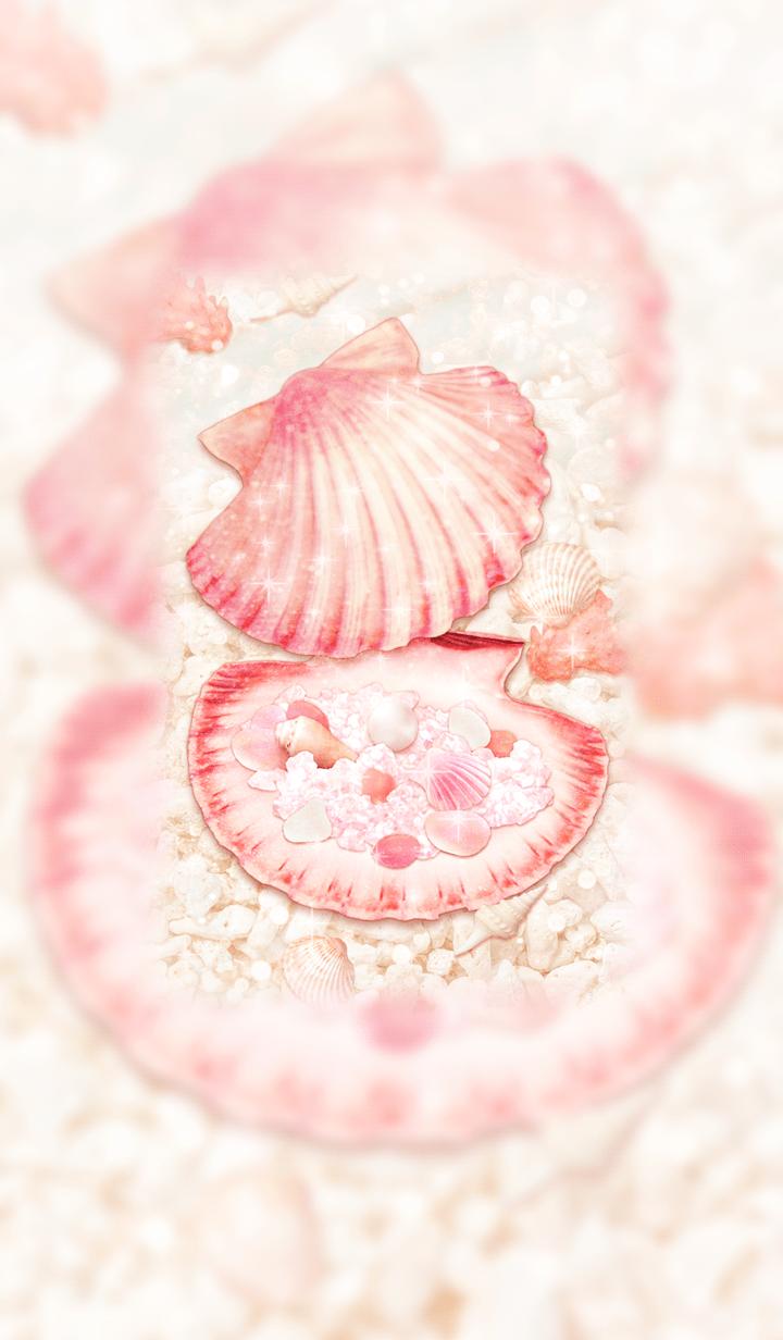 Shellfish wishing fortune and love