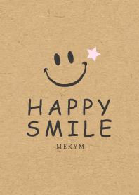 HAPPY SMILE STAR KRAFT 4 -MEKYM-
