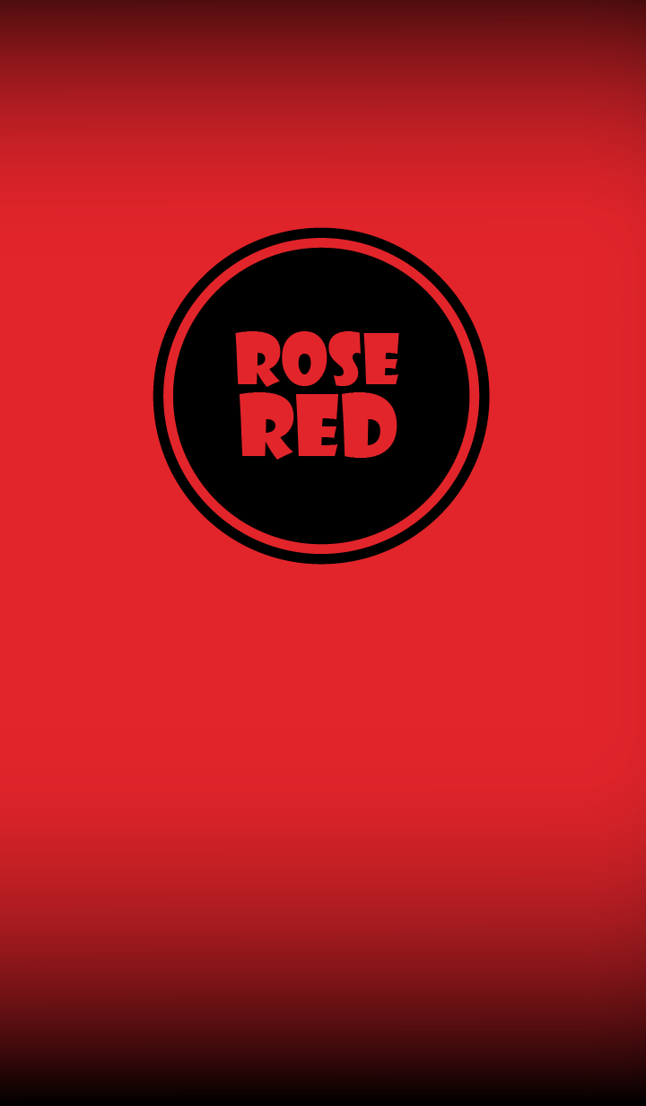 Rose Red And Black Ver.6