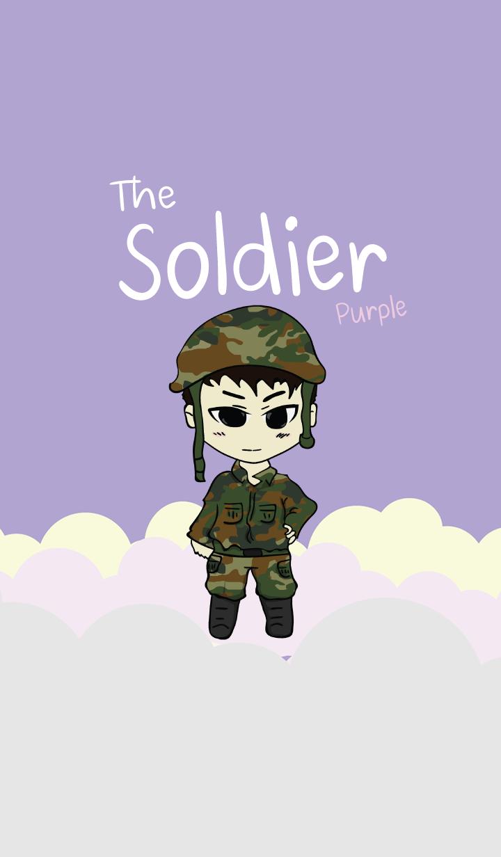 The Soldier Purple theme.