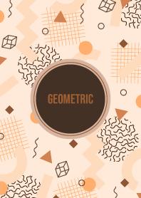 Geometric Papaya Whip 2