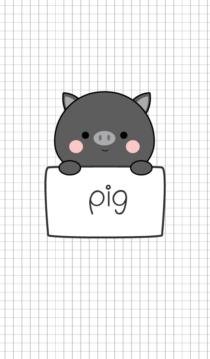 Love Black Pig Theme Ver.2 (jp)