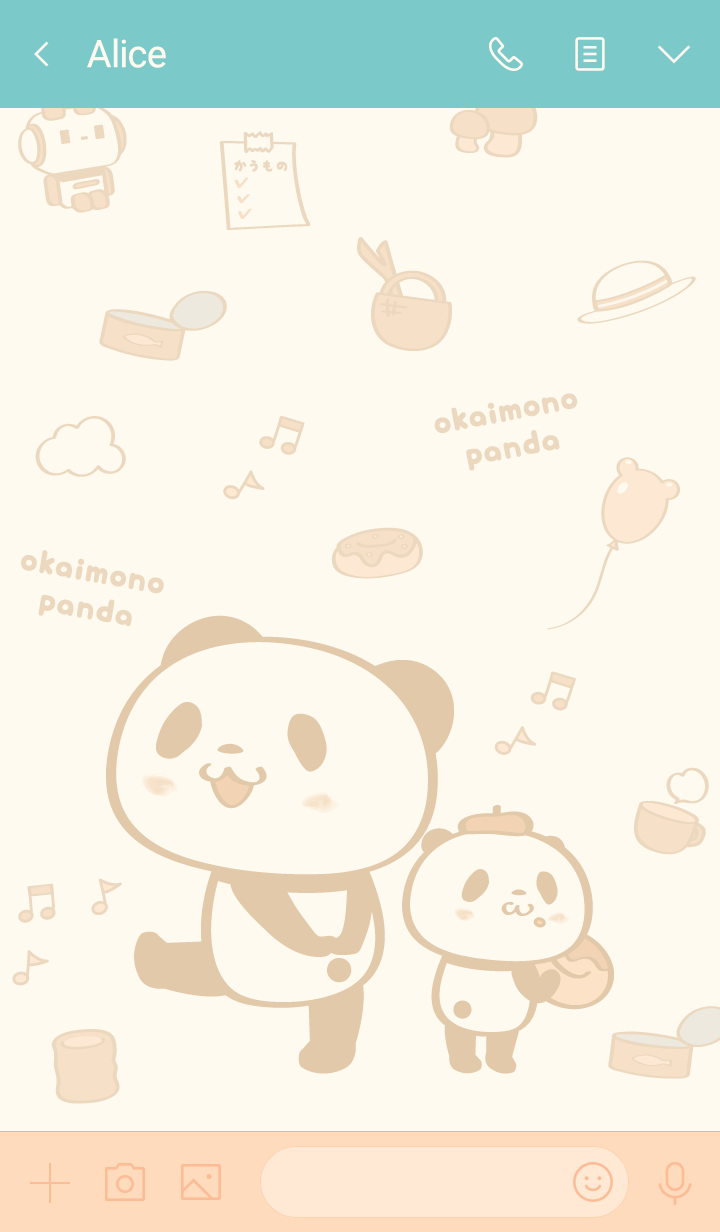 お買いものパンダ