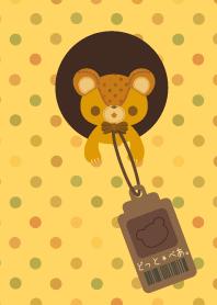 Little Tiny Bear & dot.2