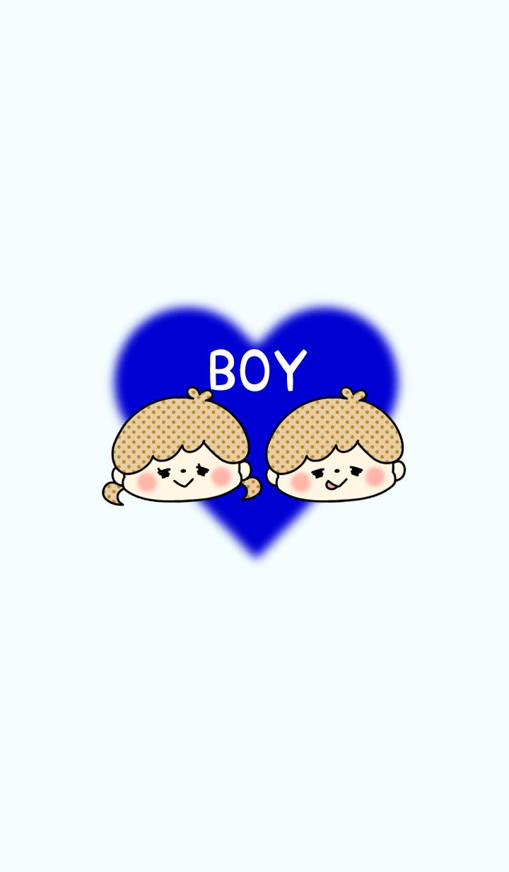 -LOVELY COUPLE THEME- BOY / No.8