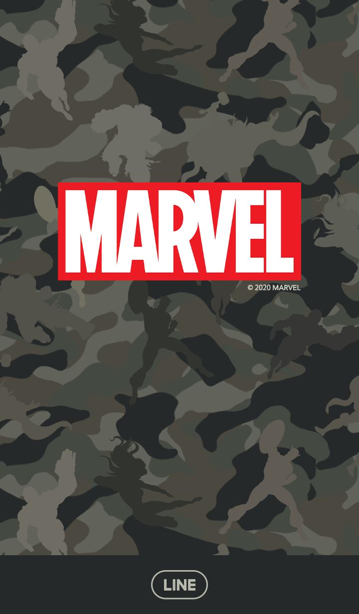 Marvel Comics Camouflage
