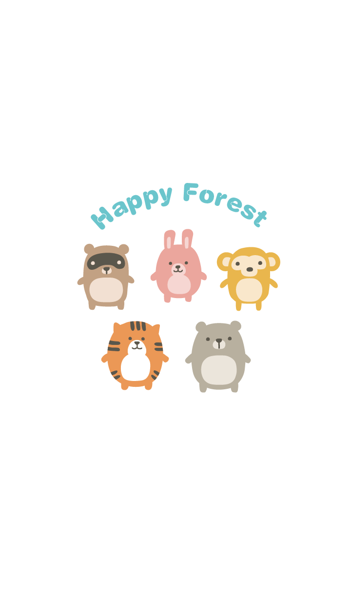 Happy Forest Apple