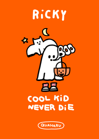 Ricky, cool kid !