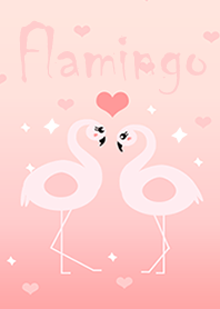 Flamingo Cute