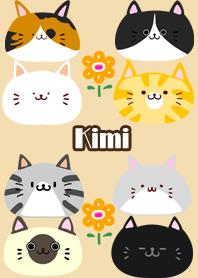 Kimi Scandinavian cute cat