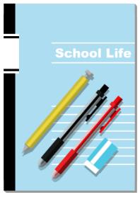 School Life[Blue]