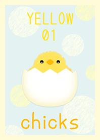 小雞 -黃 01