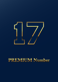 PREMIUM Number 17
