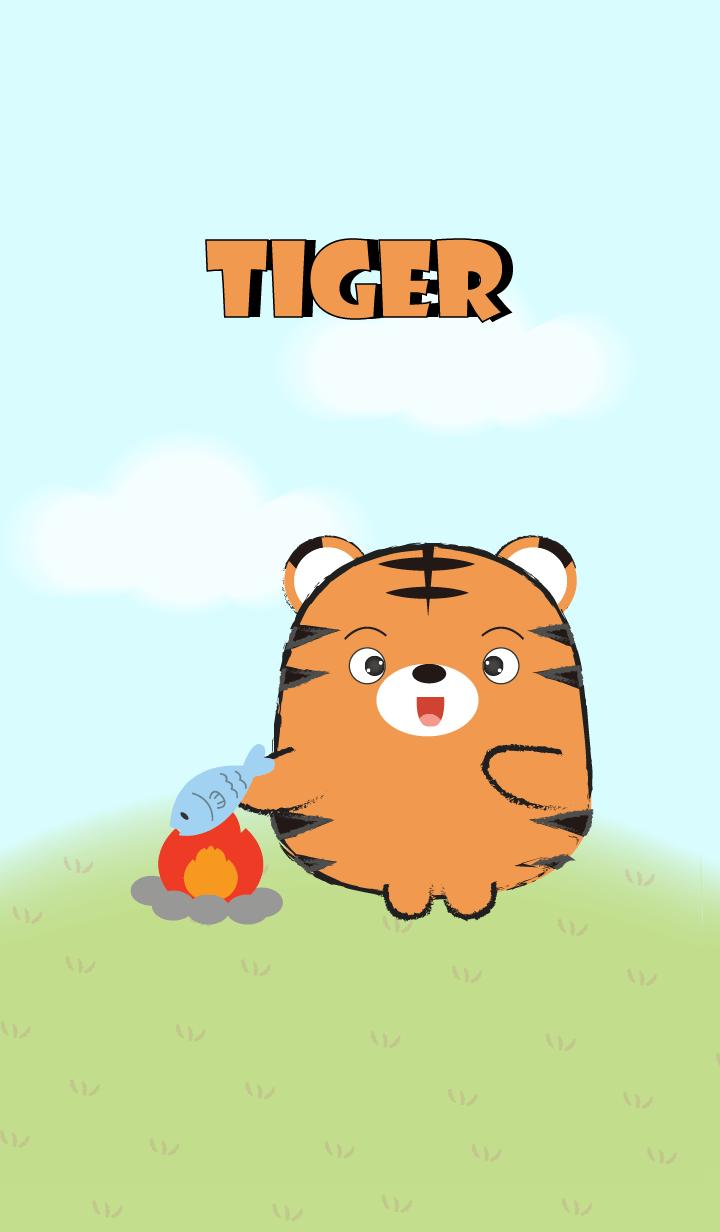 เสืออ้วนน่ารักเนอะ2
