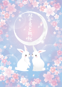 Twin rabbit and PinkCherry
