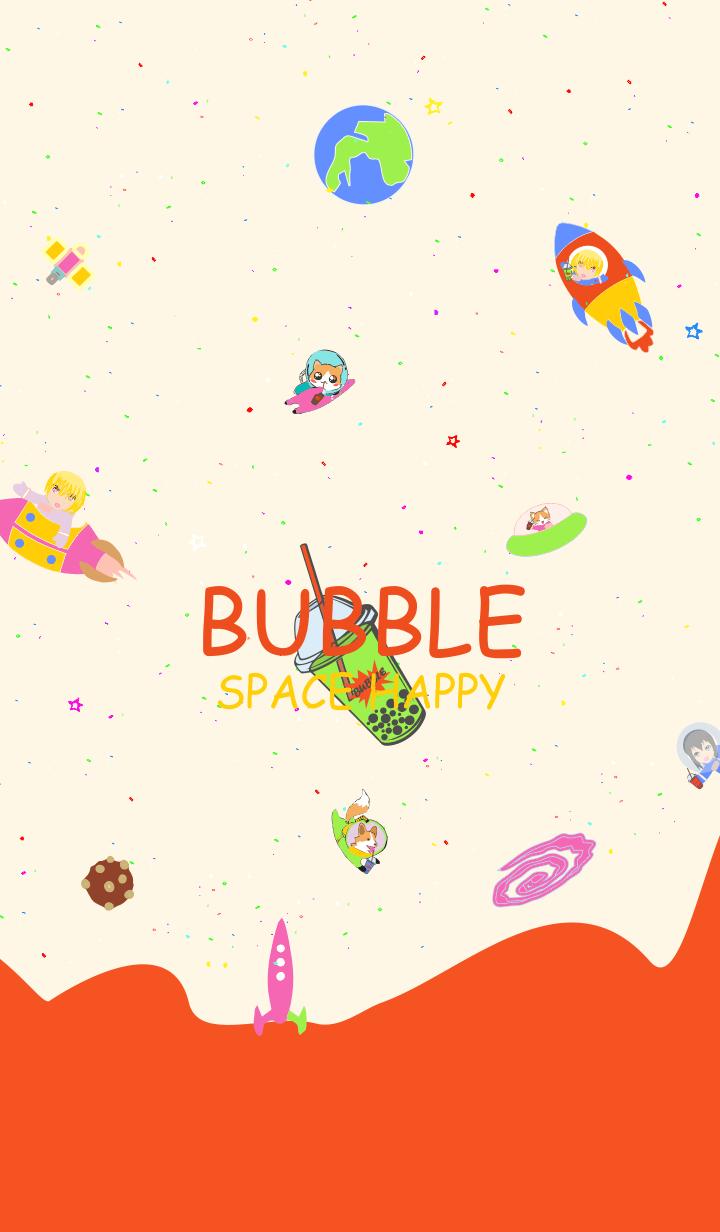 Bubble Space Happy