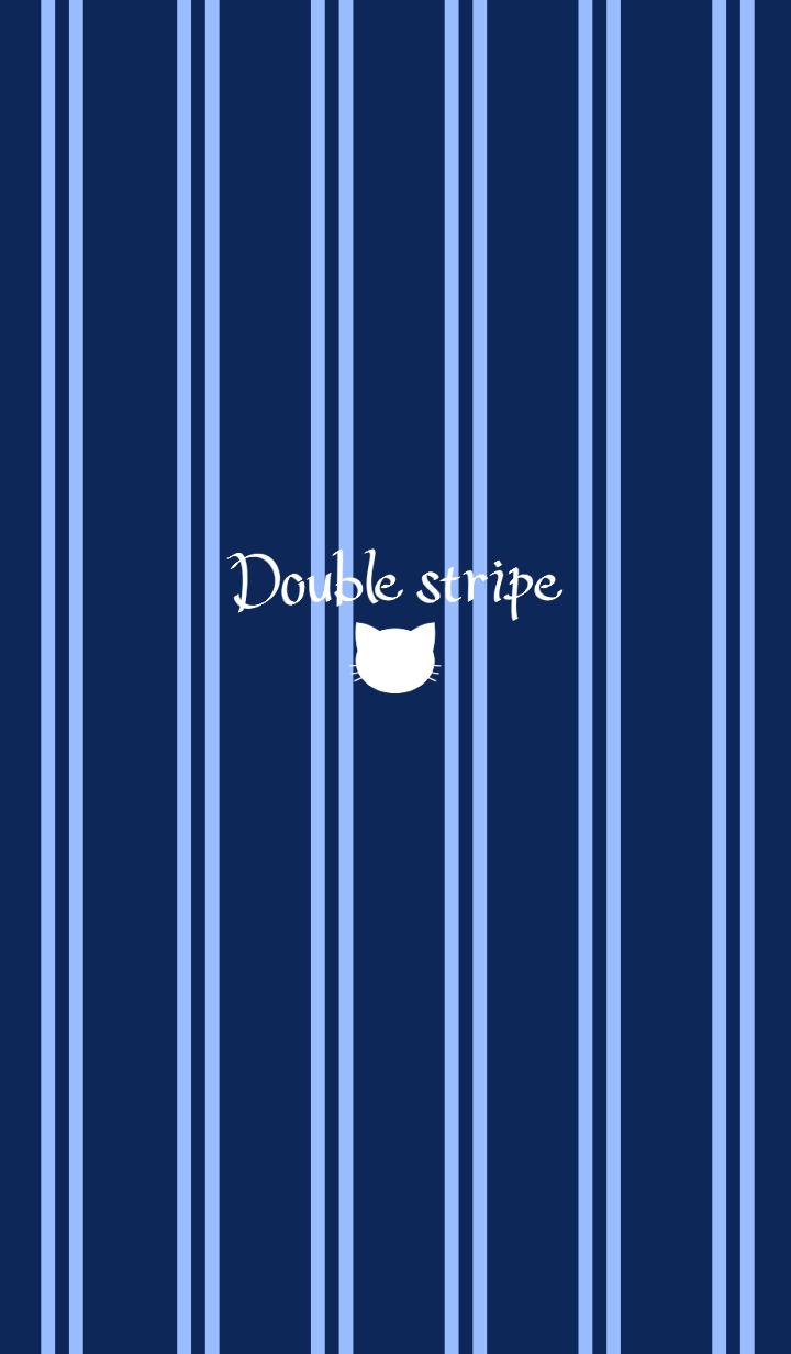 Double stripe -Cat-
