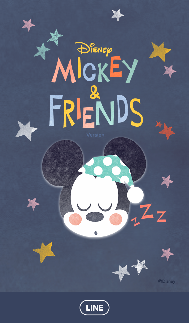 Mickey and Friends (Sleepytime)