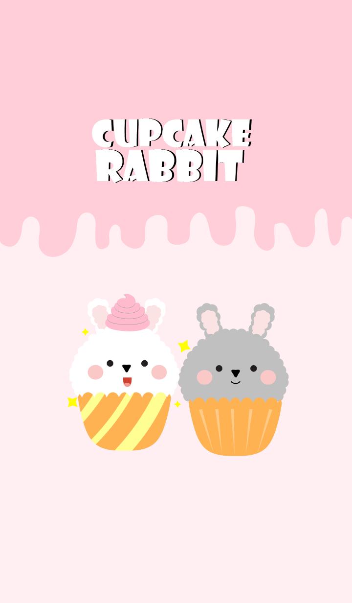 Cupcake Rabbit Theme (jp)