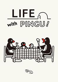 Life with Pingu