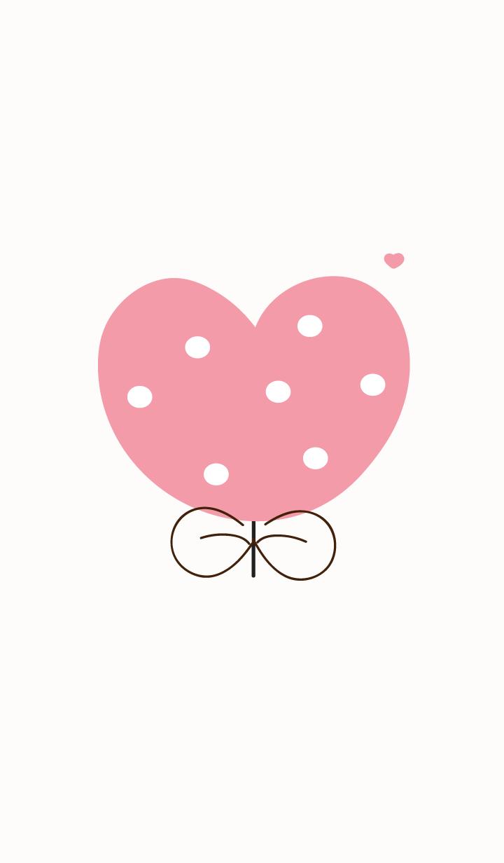 Lovely heart flower 2