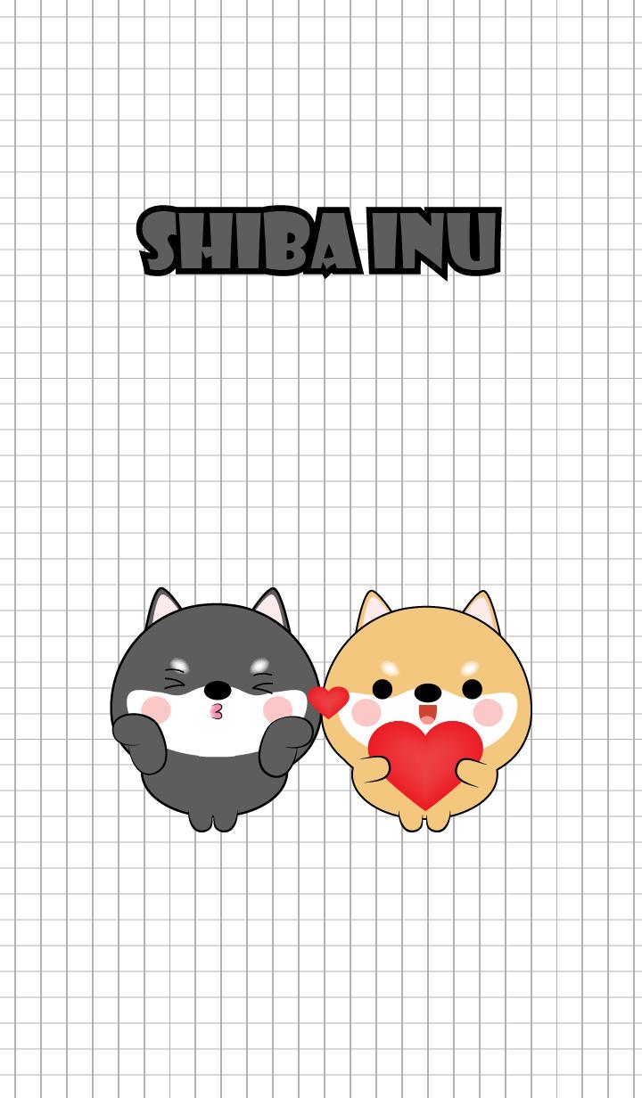 Lovev Cute Shiba Inu Theme (jp)