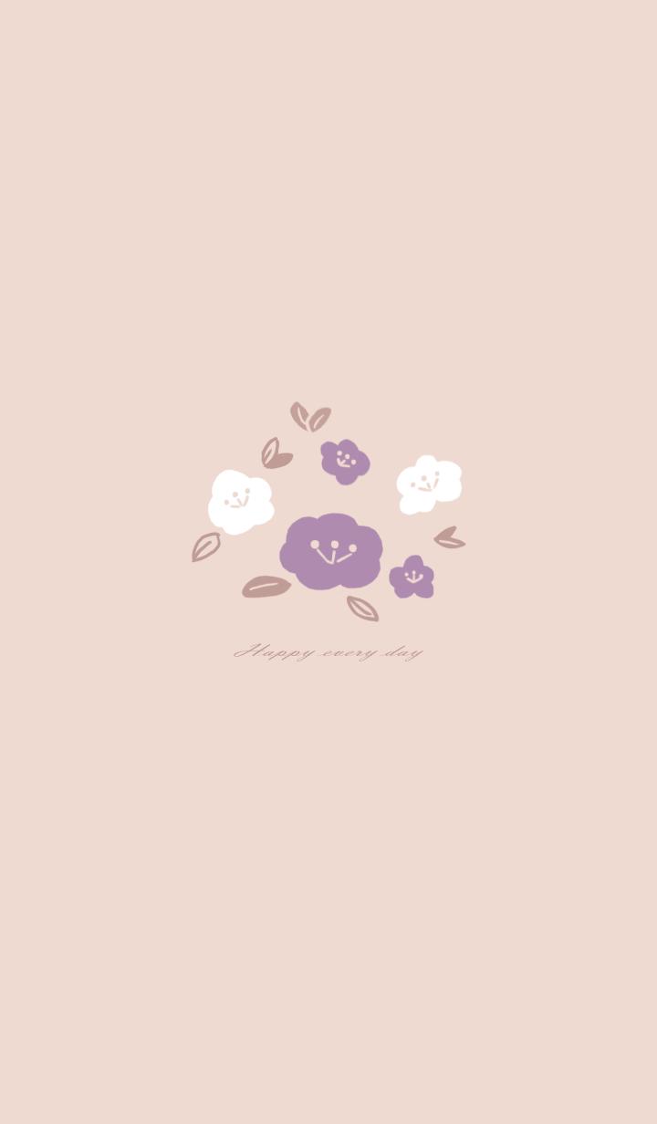 misty cat-winter flowers 2