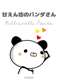 Mollycoddle Panda [White]