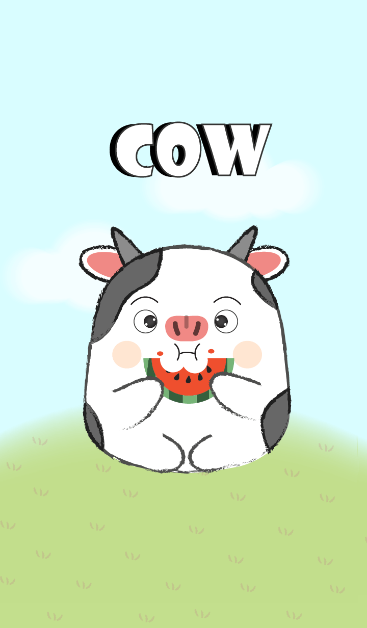 Pretty Fat Cow Theme 2