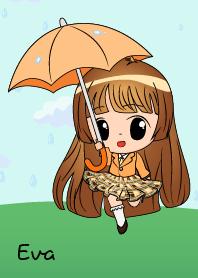 Eva - Little Rainy Girl