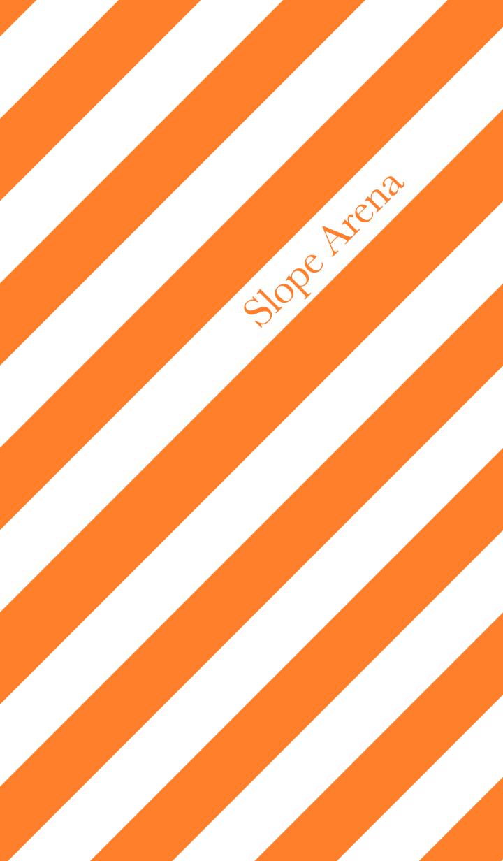 Slope Arena -orange-