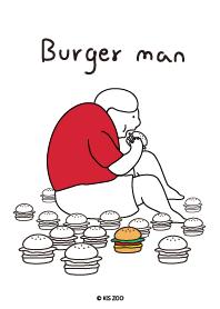 人類觀察部隊-漢堡王篇