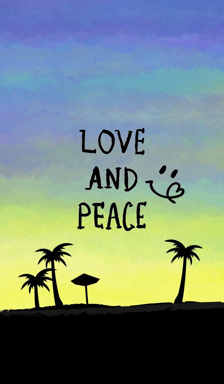 Aloha! watercolor Smile8