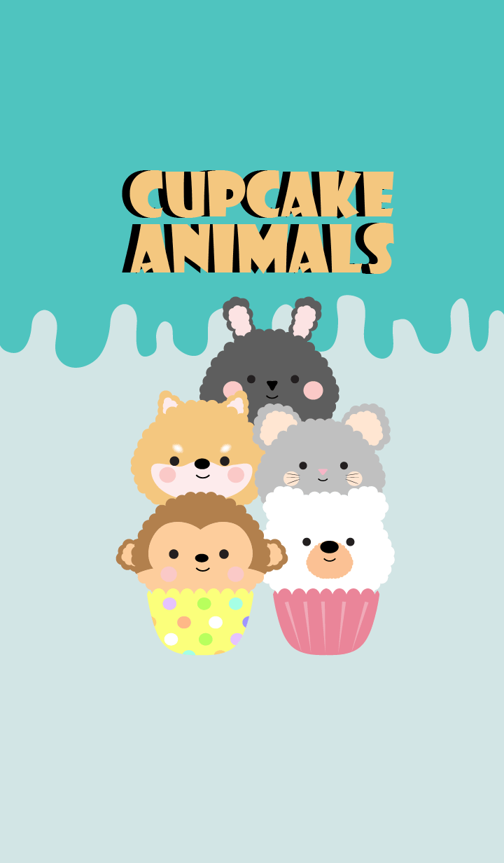 Cupcake Animals2 (jp)