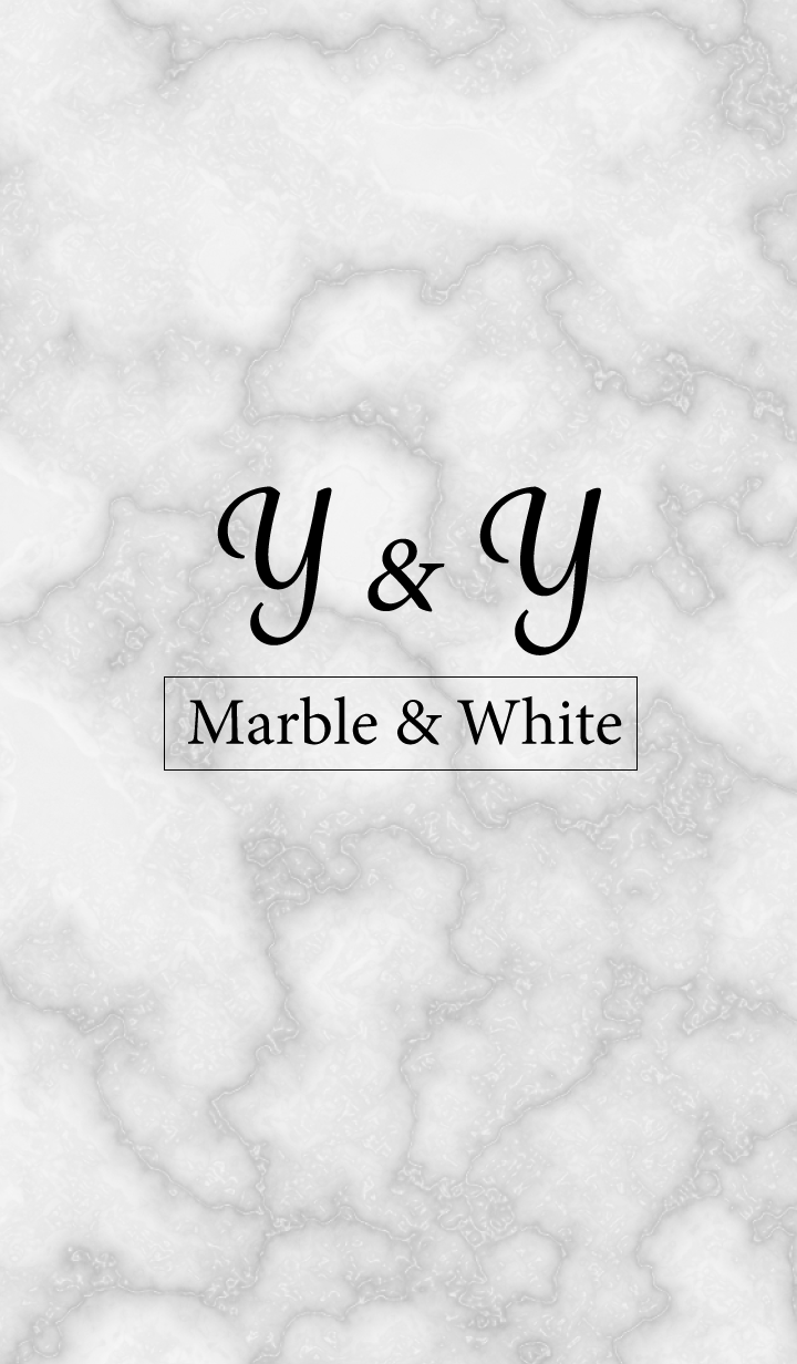 Y&Y-Marble&White-Initial