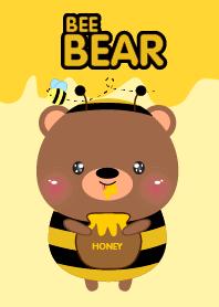 เจ้าหมีผึ้งน่ารักจัง