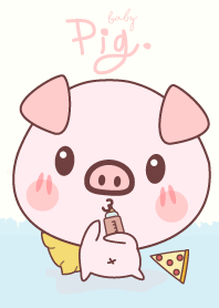 Baby-pig (Blue-Pink ver.)