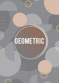 Geometric Aluminium Grey