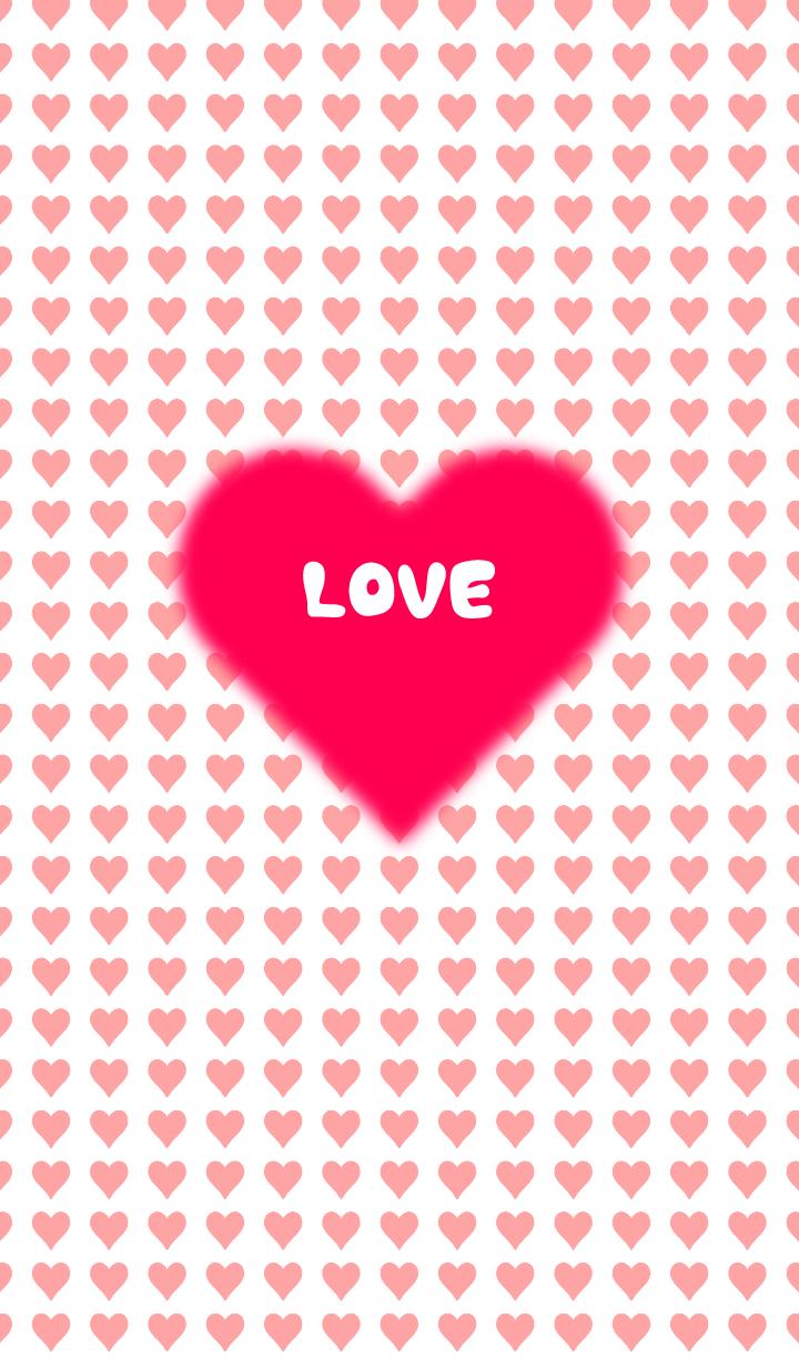 -HEART COUPLE THEME- GIRL / No.8