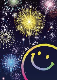Fireworks Smile