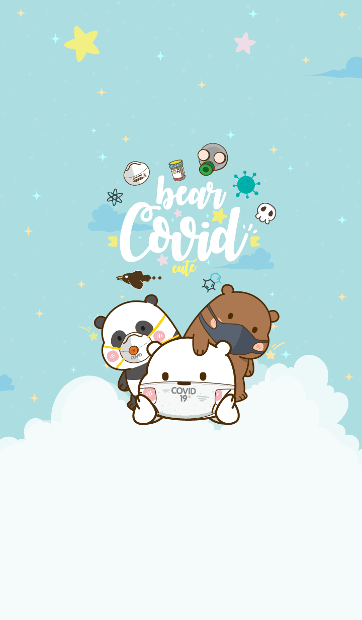 Bear Covid-19 Sea
