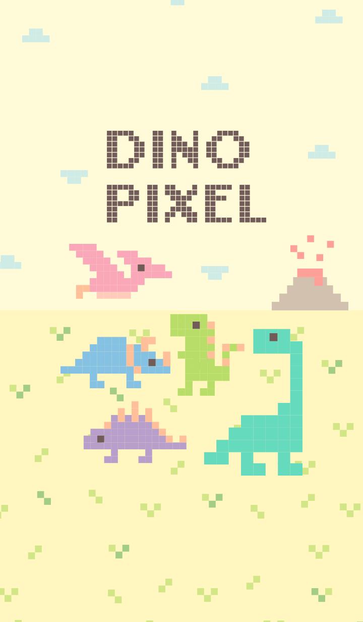 Dino Pixel
