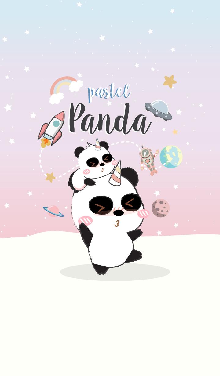 Panda Pastel.(Unicorn Ver.)