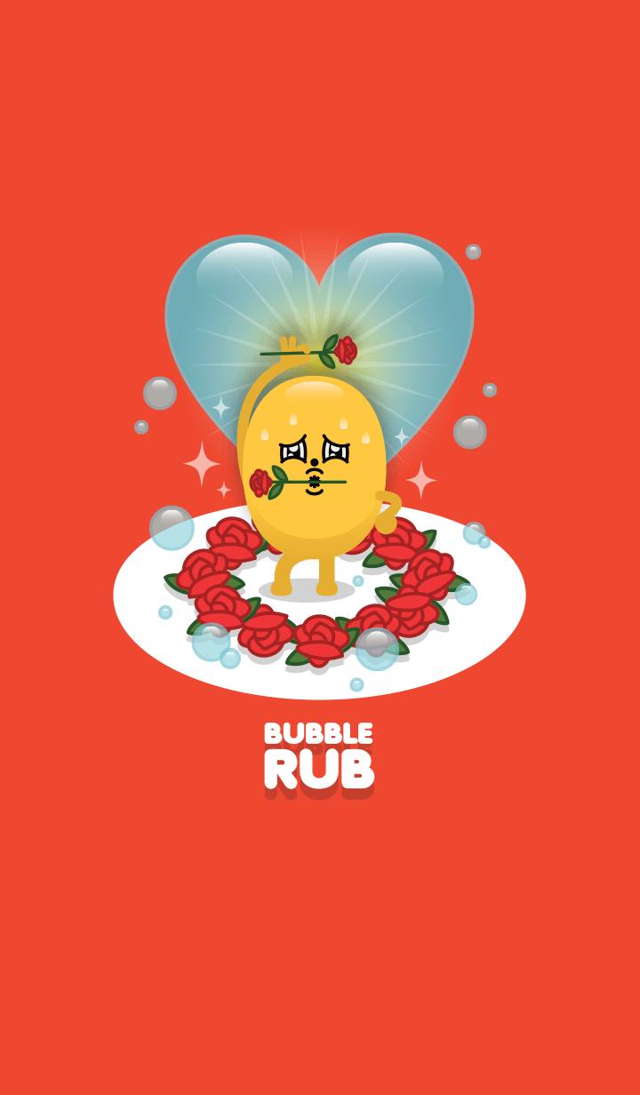 Bubble Rub + Temptation