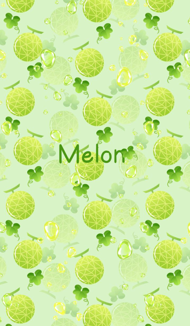 Melon soda -Green-
