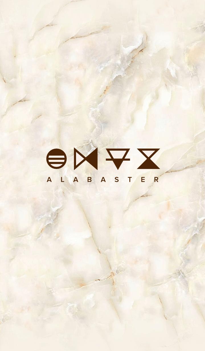 ONYX: Alabaster
