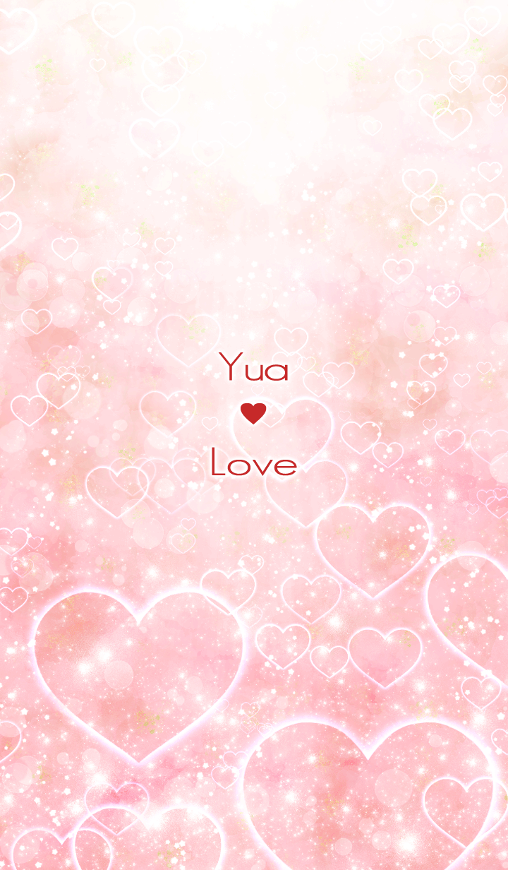 Yua Love Heart name theme